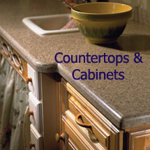 Click Here for Countertops & Cabinets